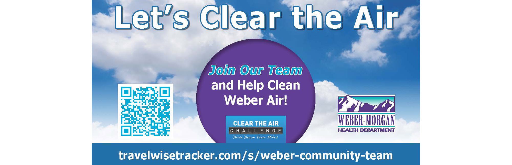 Clear the Air Challenge image